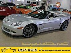 2012 Chevrolet Corvette Grand Sport Convertible for sale 100994577
