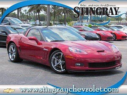 2012 Chevrolet Corvette Grand Sport Coupe for sale 101001124