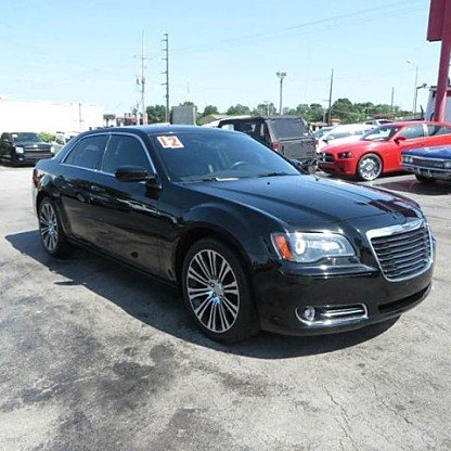 2012 Chrysler 300 for sale 100776969