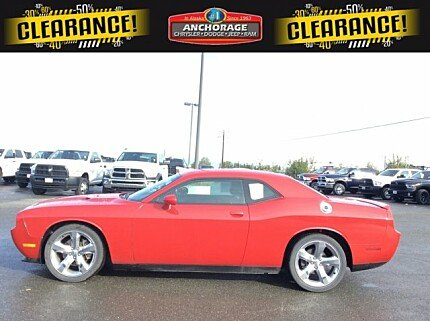2012 Dodge Challenger R/T for sale 100893076