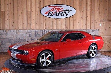 2012 Dodge Challenger SRT8 for sale 100942957