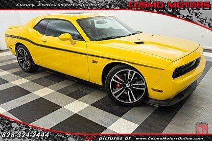 2012 Dodge Challenger SRT8 for sale 100944232