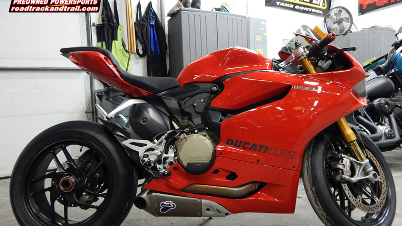 2012 Ducati Superbike 1199 for sale 200525400