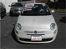 2012 FIAT 500 Pop Hatchback for sale 100886260