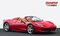2012 Ferrari 458 Italia Spider for sale 100752721