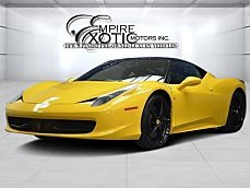 2012 Ferrari 458 Italia Coupe for sale 100790600