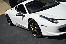 2012 Ferrari 458 Italia Coupe for sale 100814197