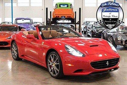 2012 Ferrari California for sale 100833986