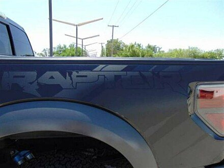 2012 Ford F150 4x4 Crew Cab SVT Raptor for sale 100896859