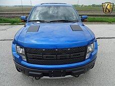 2012 Ford F150 4x4 SuperCab SVT Raptor for sale 100992155