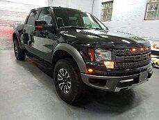 2012 Ford F150 4x4 Crew Cab SVT Raptor for sale 101022906