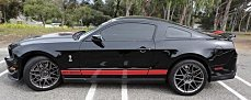 2012 Ford Mustang Shelby GT500 Coupe for sale 100780299