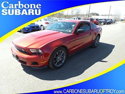 2012 Ford Mustang Coupe for sale 100981094
