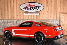2012 Ford Mustang Boss 302 Coupe for sale 100996586