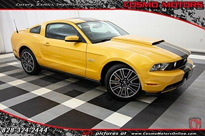 2012 Ford Mustang GT Coupe for sale 101005552