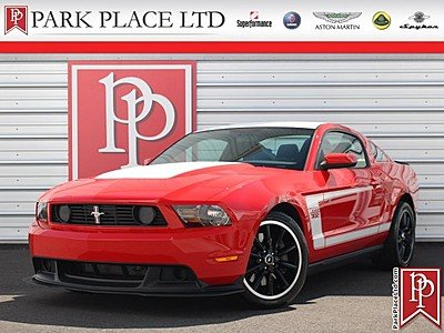2012 Ford Mustang Boss 302 Coupe for sale 101009833