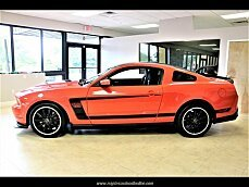 2012 Ford Mustang Boss 302 Coupe for sale 101035800