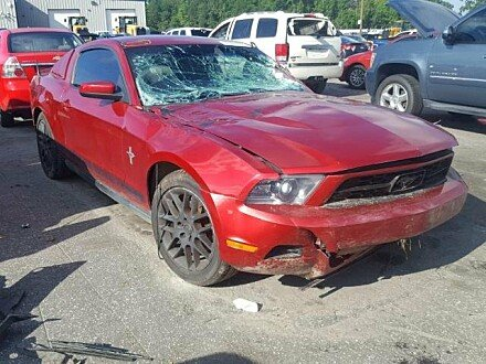2012 Ford Mustang Coupe for sale 101040583