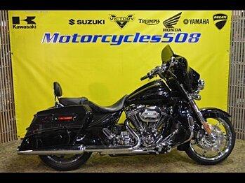 2012 Harley-Davidson CVO for sale 200442301