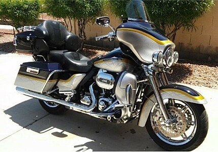 2012 Harley-Davidson CVO for sale 200487463