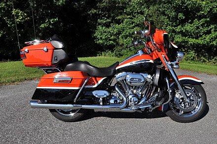 2012 Harley-Davidson CVO for sale 200491149