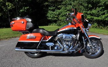 2012 Harley-Davidson CVO for sale 200491149