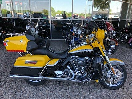 2012 Harley-Davidson CVO for sale 200575358