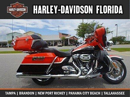 2012 Harley-Davidson CVO for sale 200581049
