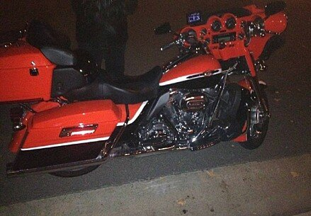 2012 Harley-Davidson CVO for sale 200600088