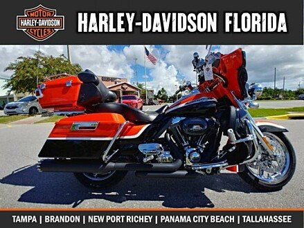 2012 Harley-Davidson CVO for sale 200617126