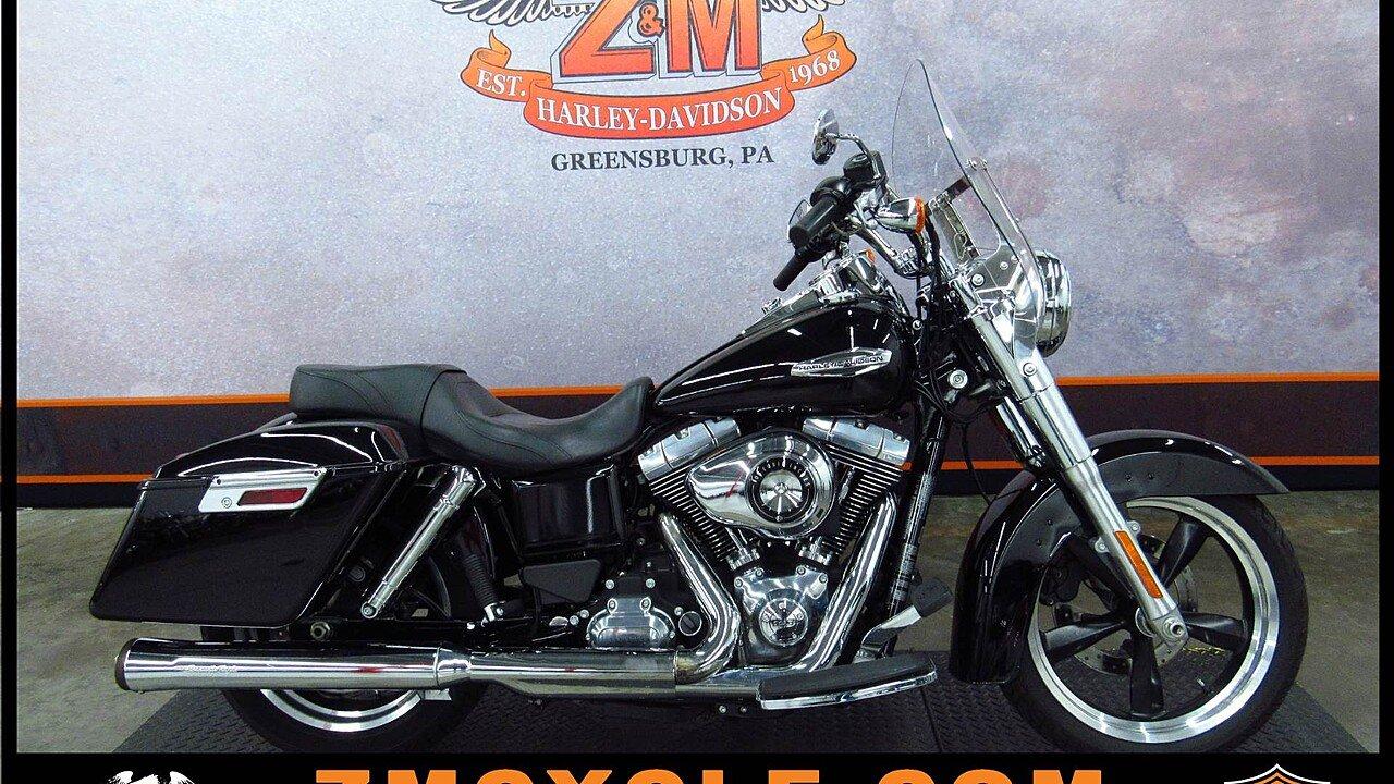 2012 Harley-Davidson Dyna for sale 200496005