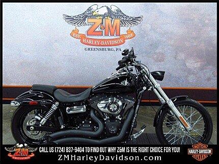 2012 Harley-Davidson Dyna for sale 200504739