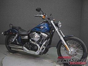 2012 Harley-Davidson Dyna for sale 200635311