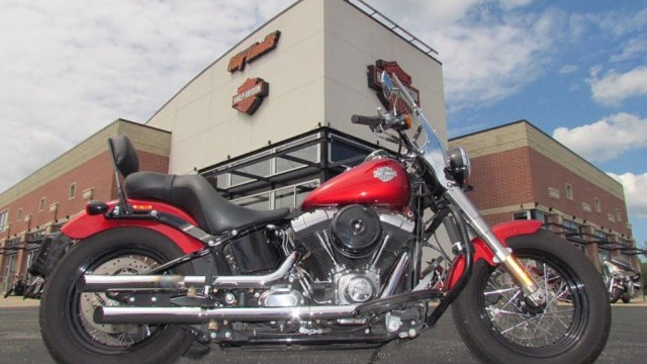 2012 Harley-Davidson Softail for sale 200593727
