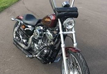 2012 Harley-Davidson Sportster for sale 200473535