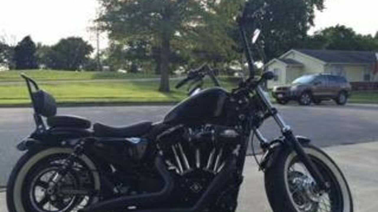 2012 Harley-Davidson Sportster for sale 200486725