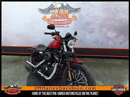 2012 Harley-Davidson Sportster for sale 200506470