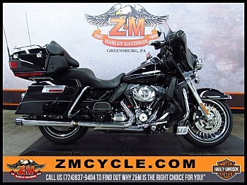 2012 Harley-Davidson Touring for sale 200438684