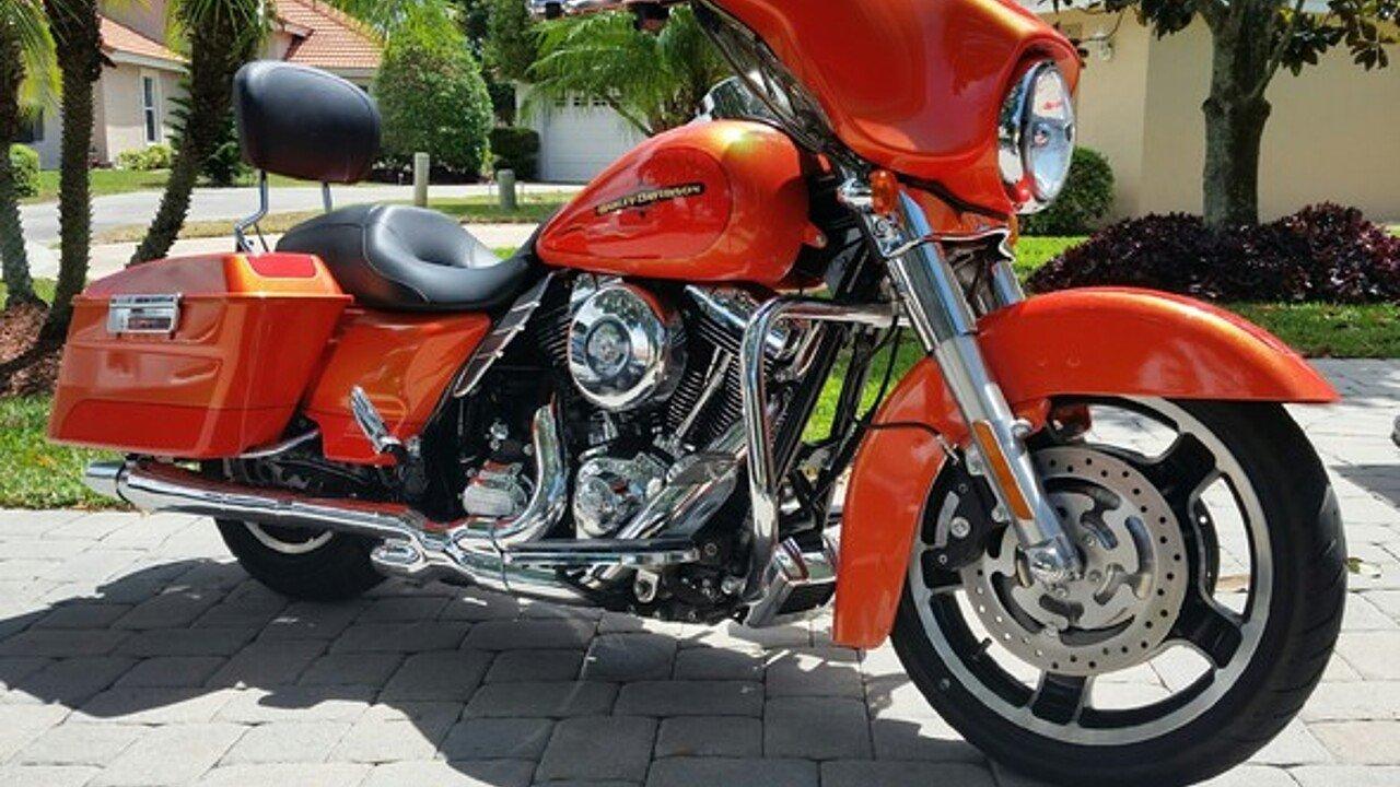 2012 Harley-Davidson Touring for sale 200455437