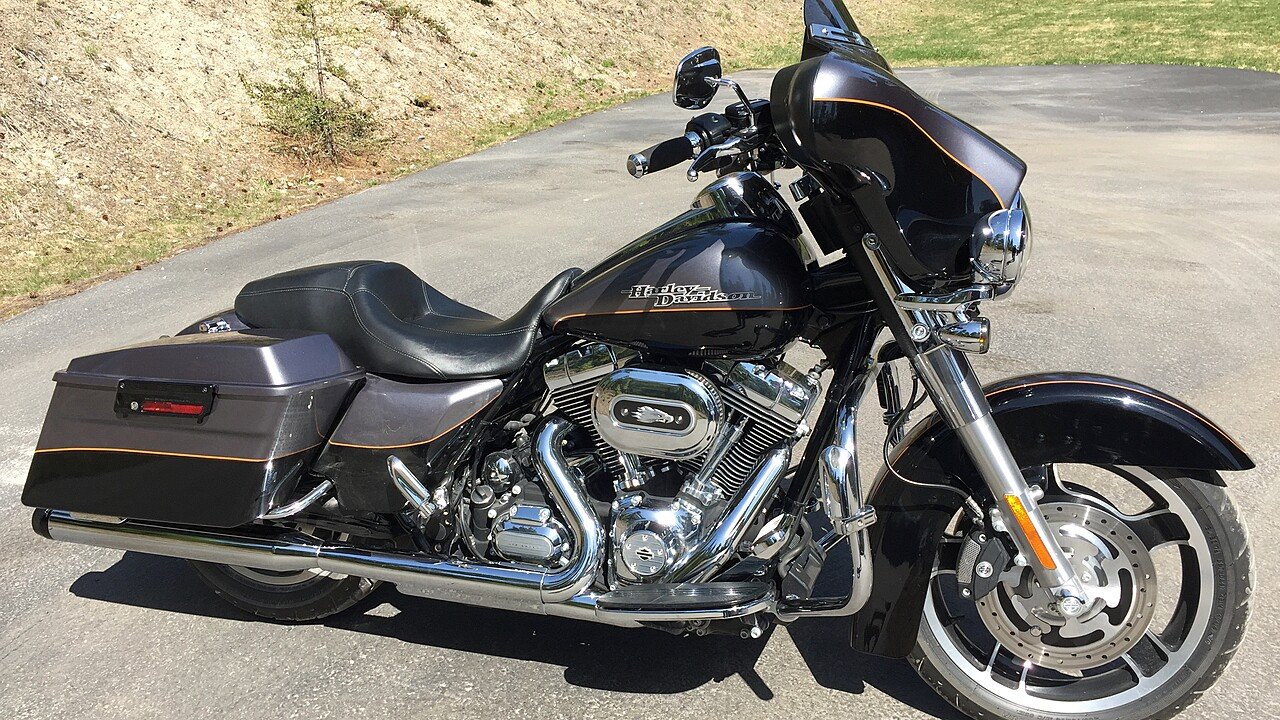 2012 Harley Davidson Touring Street Glide 103 For Sale Near 200462878