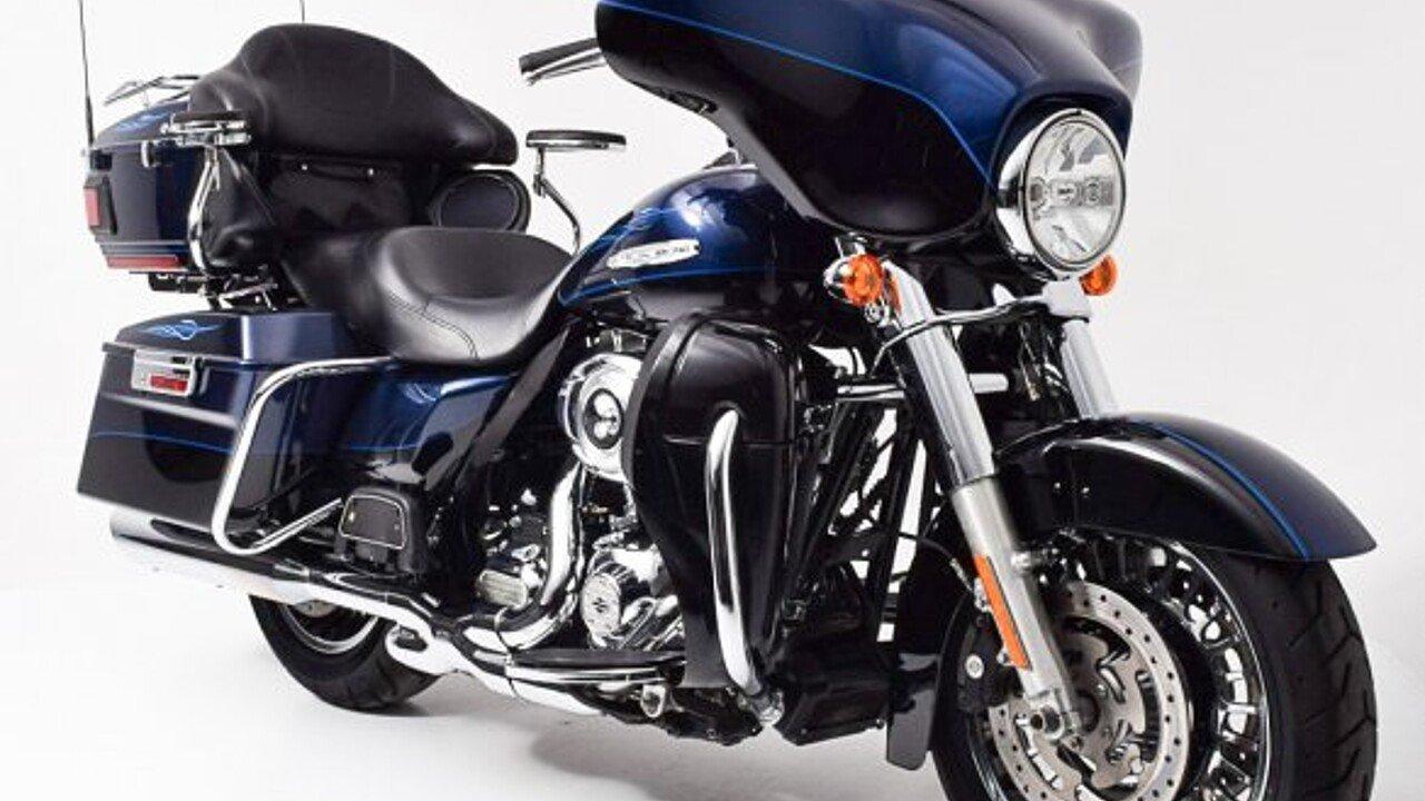 2012 Harley-Davidson Touring for sale 200479181