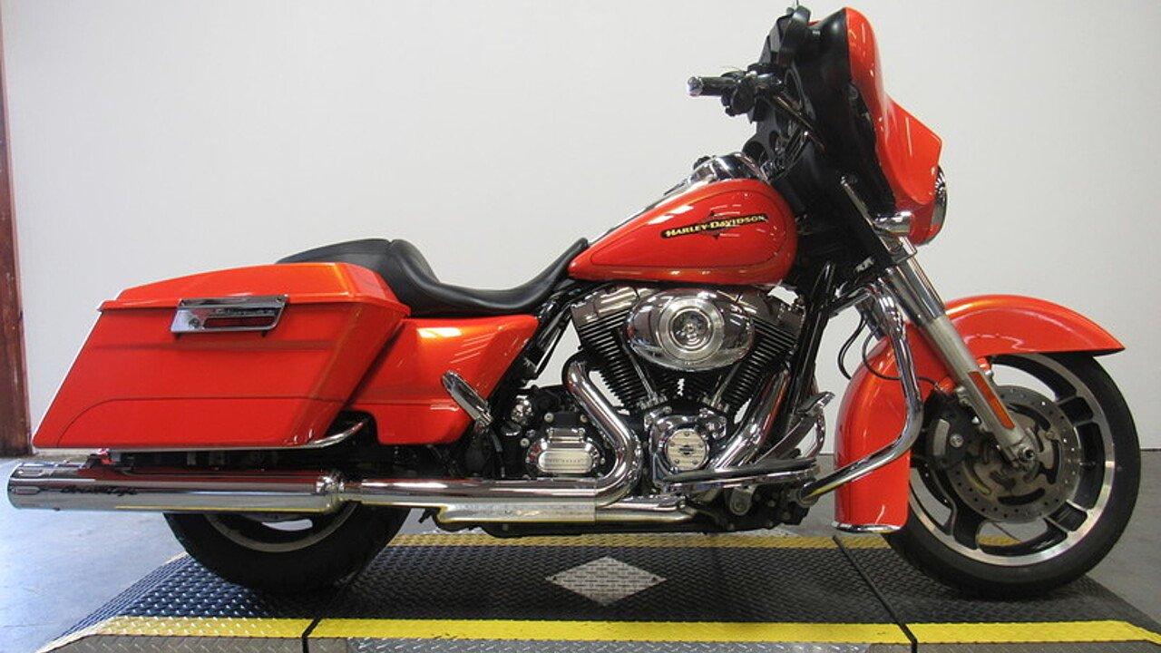 2012 Harley-Davidson Touring for sale 200482453
