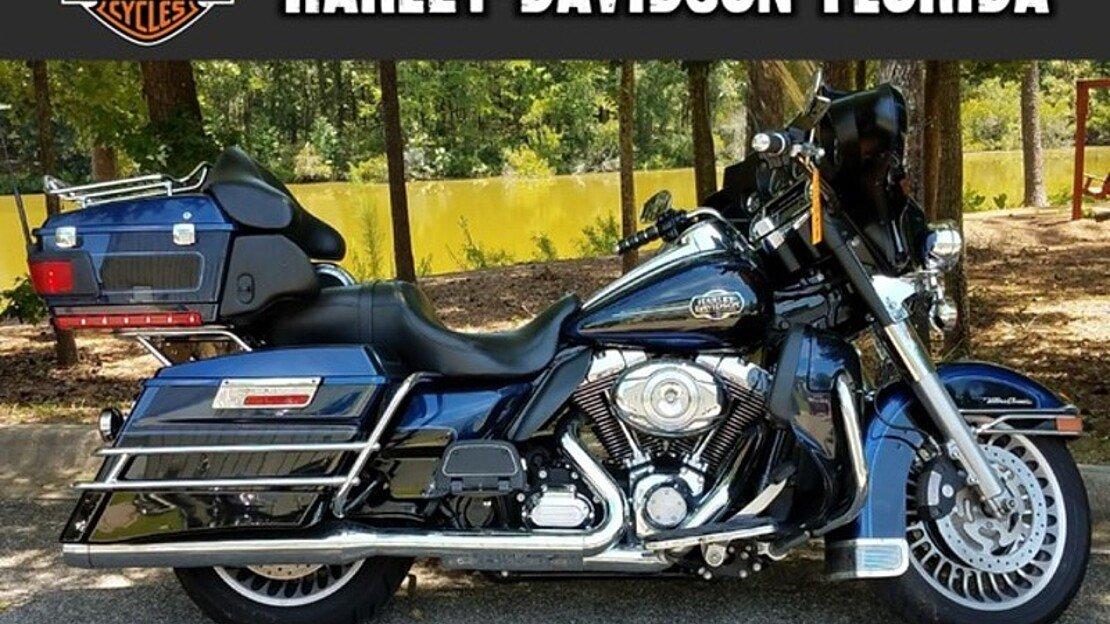 2012 Harley-Davidson Touring for sale 200521548