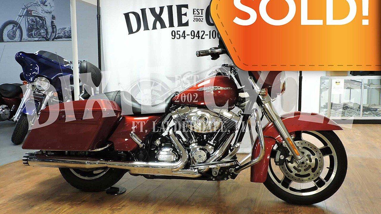 2012 Harley-Davidson Touring for sale 200525753