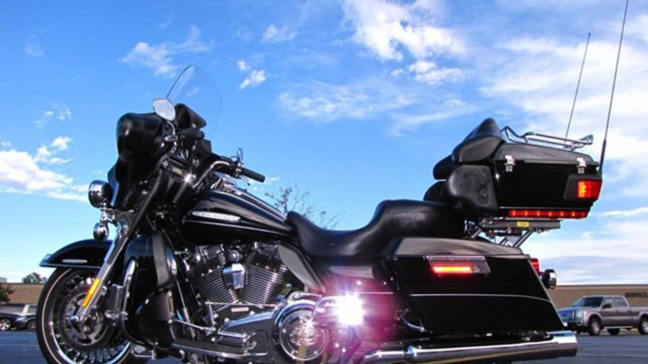 2012 Harley-Davidson Touring for sale 200544719