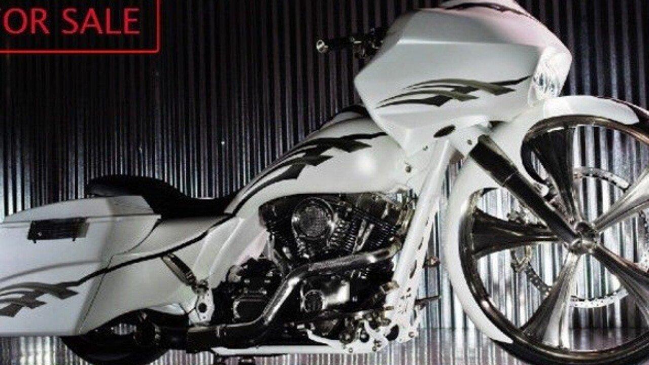 2012 Harley-Davidson Touring for sale 200559543