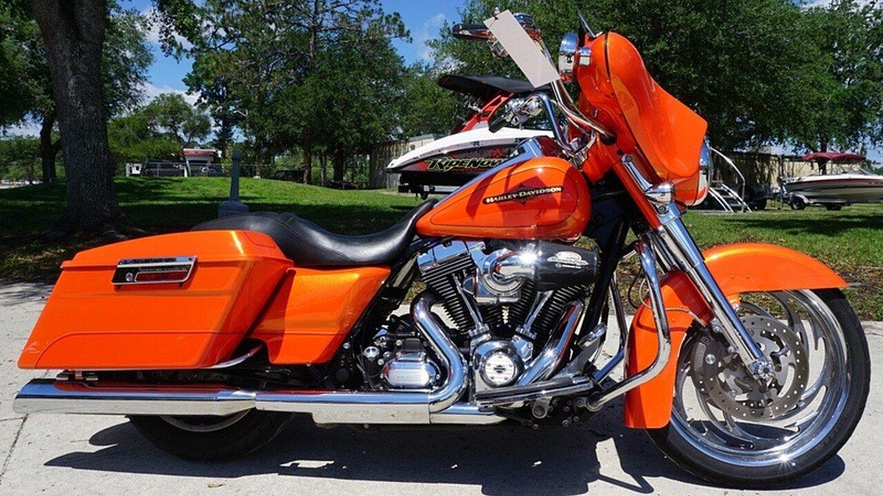 2012 Harley-Davidson Touring for sale 200570468