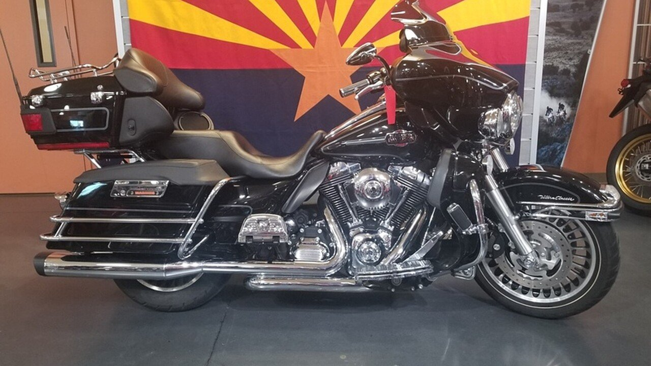 2012 Harley-Davidson Touring for sale 200593600