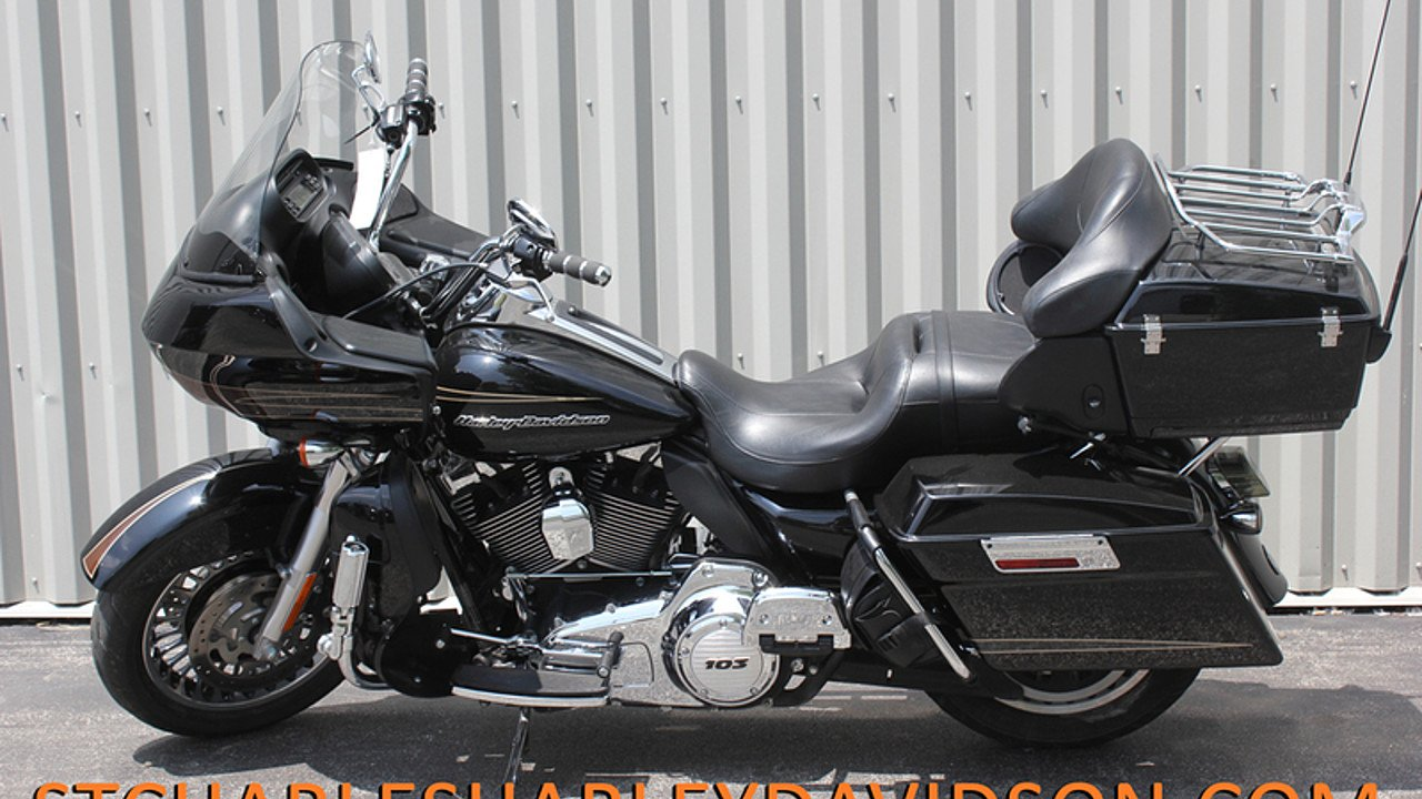 2012 Harley-Davidson Touring for sale 200595125