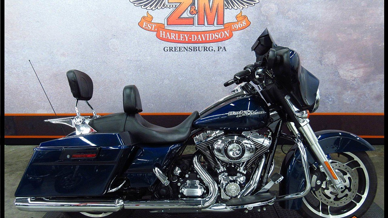 2012 Harley-Davidson Touring for sale 200619187